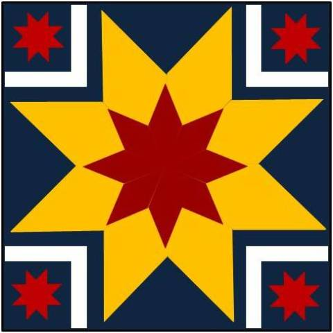 This Old Barn Quilt Pattern Free Quilt Pattern